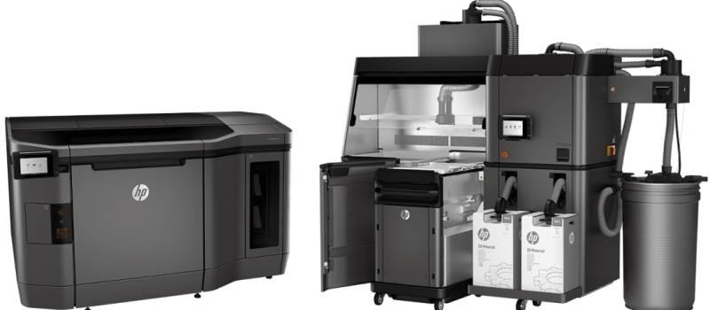 Poligon Mühendislik HP JET FUSION 3D 3200/4200/4210