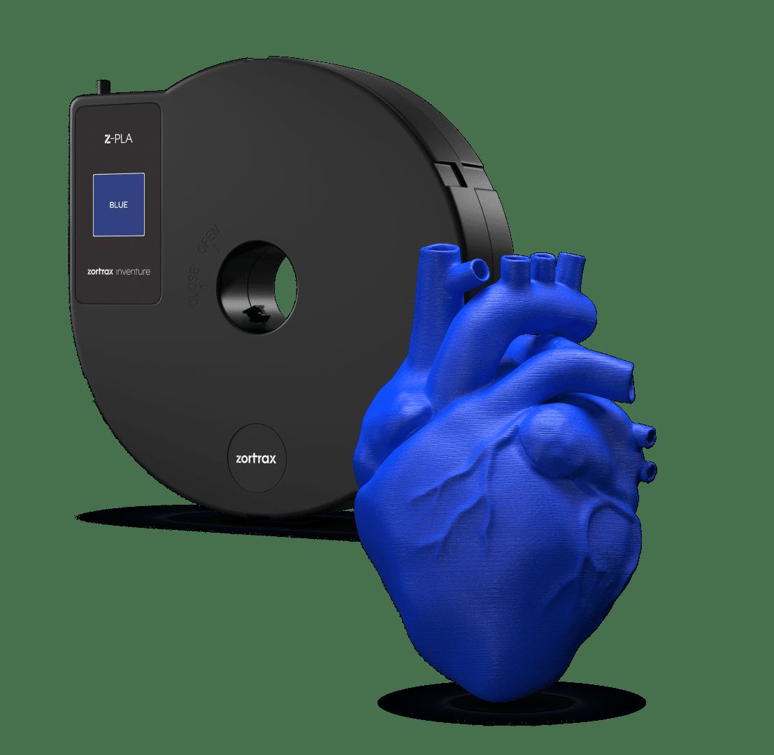 Z-PLA Pro Blue M300P/Dual