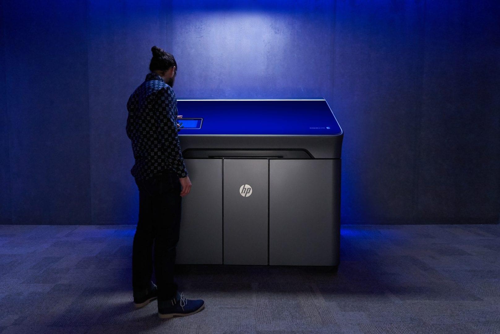 HP Jet Fusion 500 Serisi Trade In