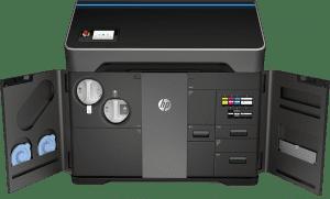 HP Jet fusion 500 3d printer