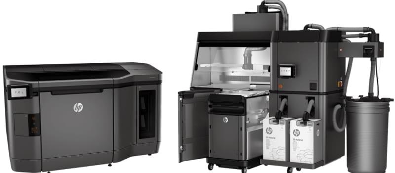 HP Jet Fusion 3D 4200 3D