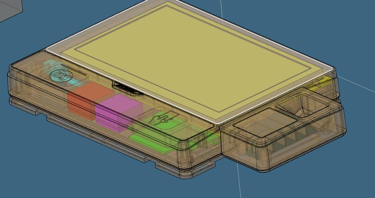 Elektronik Bileşen Paketleme Tasarımı