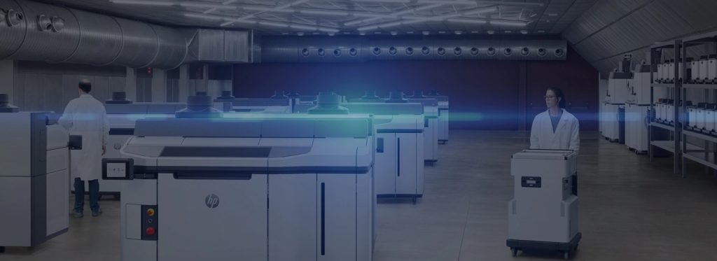 HP 3d Printer 1920x700px