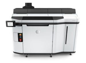 HP Jet Fusion 5200 3D Printer
