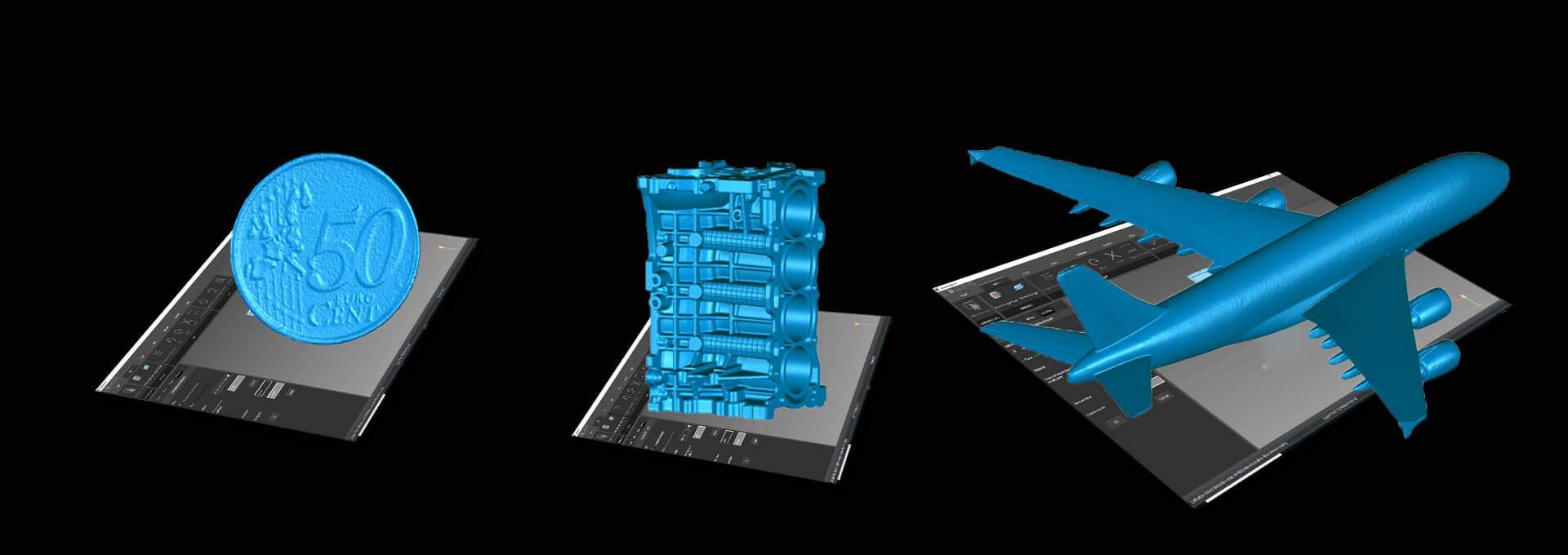 Üç Boyutlu Temassız Ölçüm Cihazlarında Yeni Teknolojiler