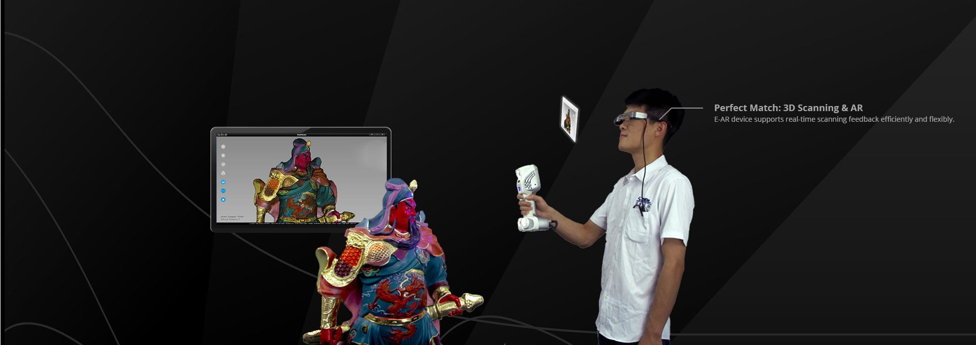 iReal 2E 3D Scanner