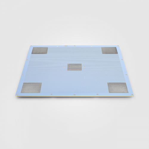 Perforated Plate Dual