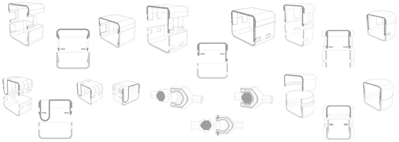Pratik Tasarım Teknikleri 2 - Vidasız Tırnaklı Yapılar Tasarlama