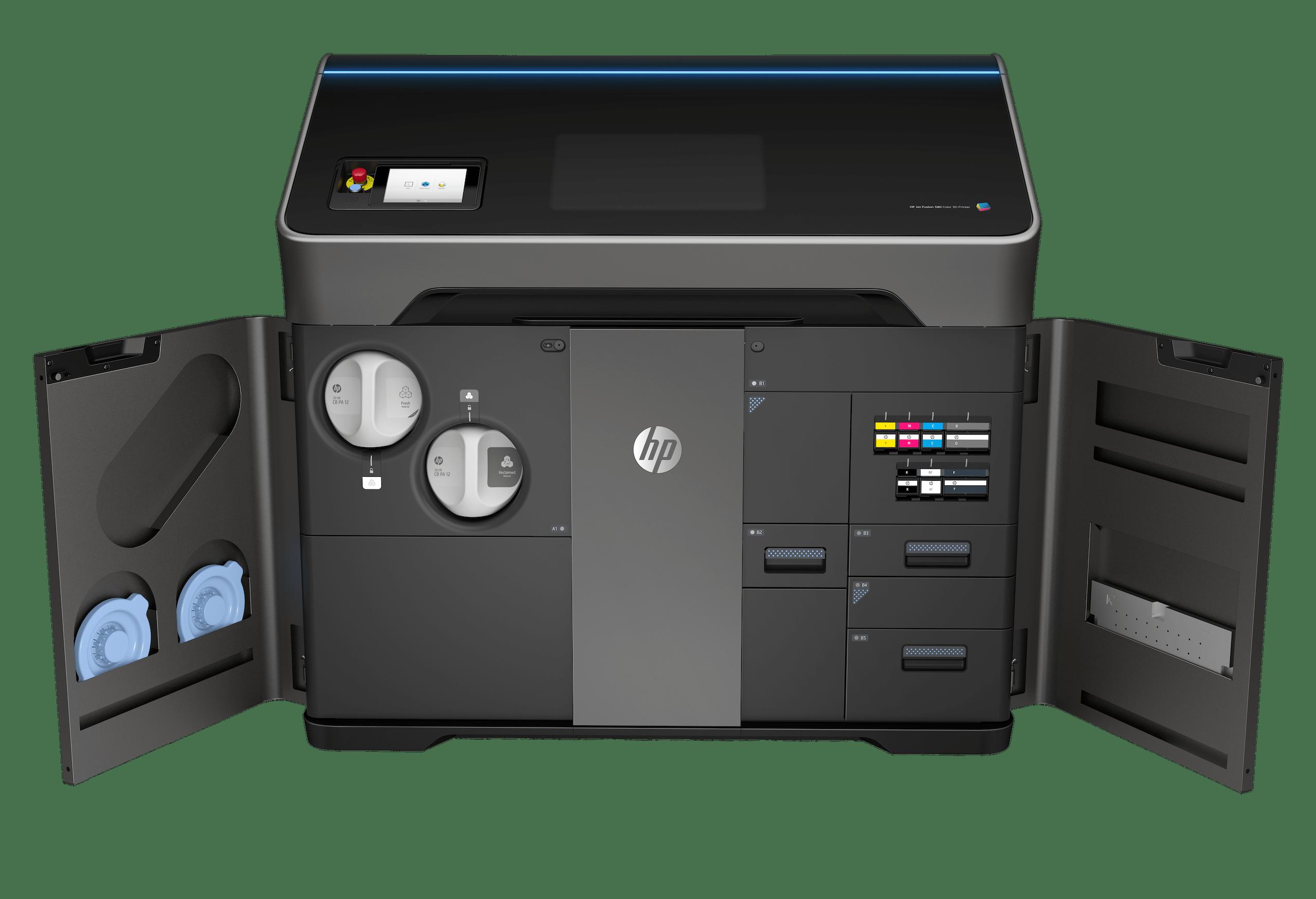 HP Jet Fusion 500 Serisi