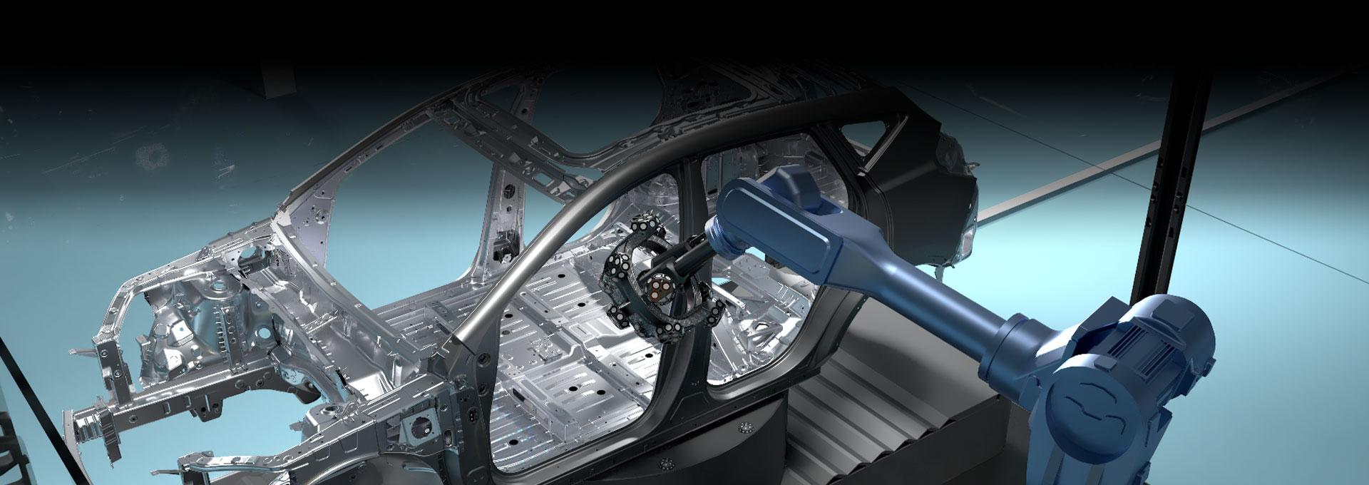 AutoScan-T42 3D Scanner System