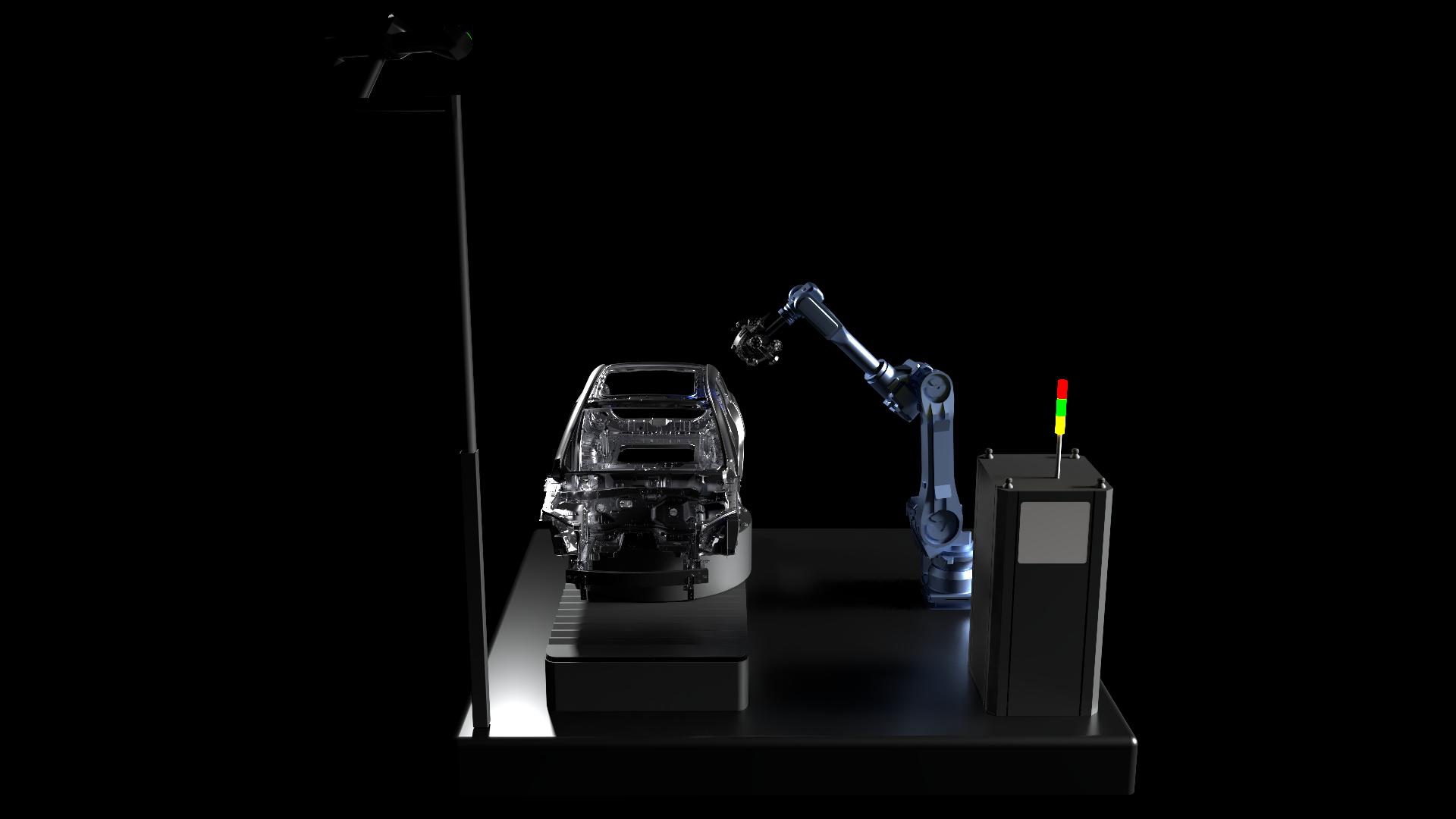 AutoScan 3D system - ScanTech